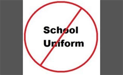 Persuasive essay school uniforms
